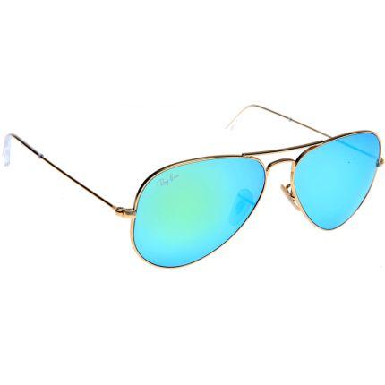 Ray Ban Aviator RB3025 112/19 58 Sunglasses - Shade Station