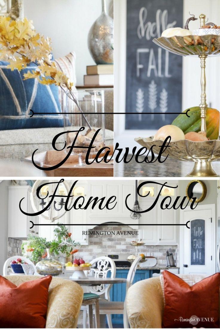 Harvest Home Fall Tour   Remington Avenue. 1000  images about Remington Avenue Home on Pinterest   Industrial