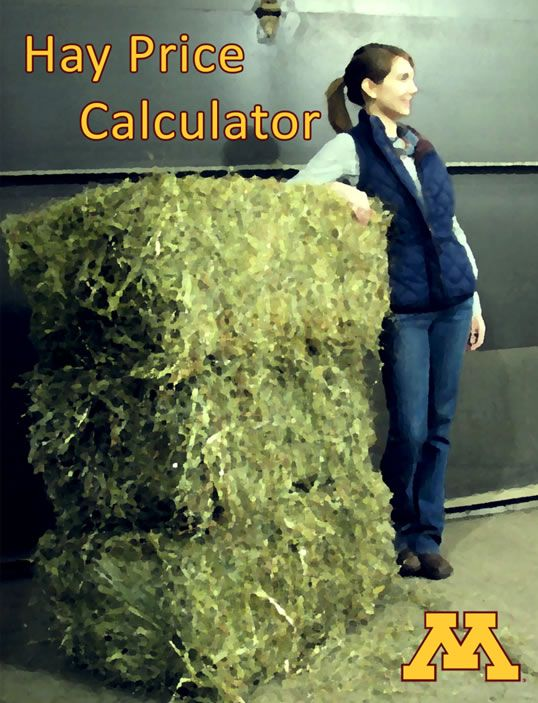 Hay price calculator and other horsey apps