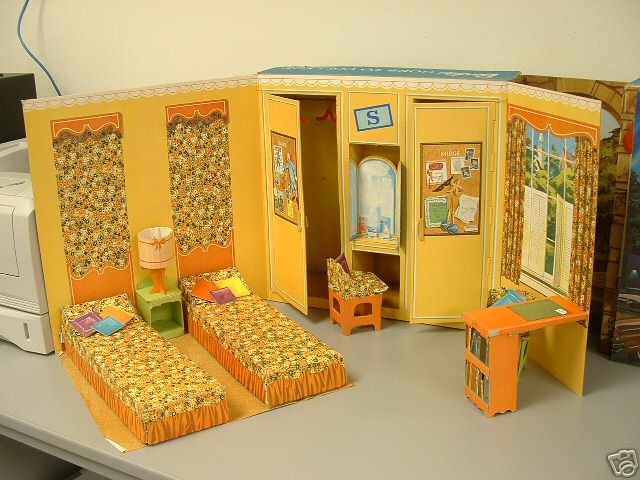 17 best images about barbie old school on pinterest for Rooms to go 1960