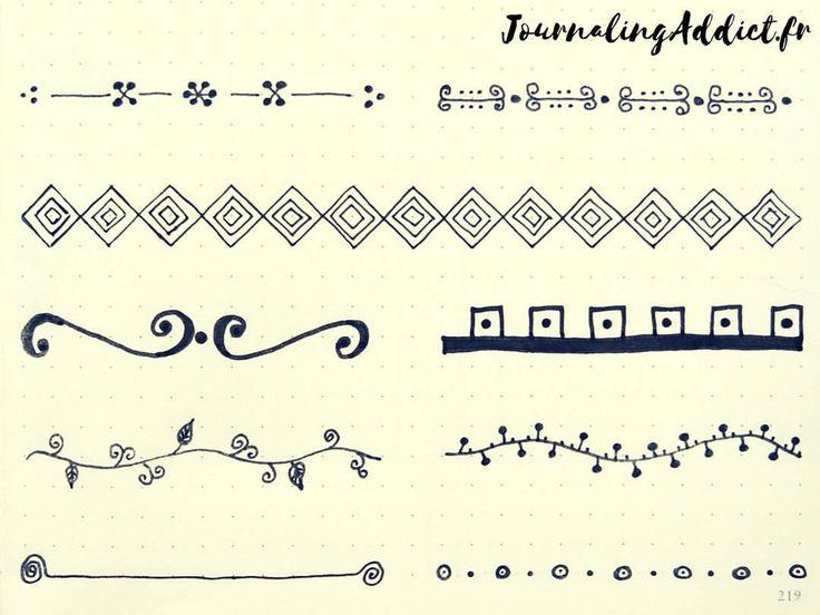 39 idées de séparateurs pour le #bulletjournal (lien du blog dans mon profil)  #bulletjournalfr  #bujofr #bujolove #bujocommunity #bujoinspire #bulletjournalfr #bulletjournalcommunity #bulletjournaling #journaling #journalingaddict #leuchtturm1917 #leuchtturm #bujo