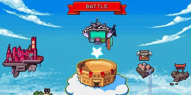 #Noticias - Indie Pogo el videojuego Smash Bros reluce en KickStarter #Tecnología
