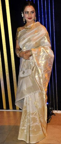 Rekha !! Always the Dazzling Star