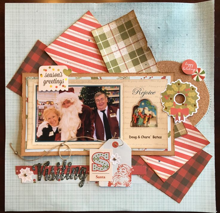 93 Best Images About Christmas Story On Pinterest: 17 Best Images About Scrapbooking-Christmas Layouts On