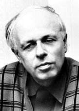 """Oct 9 - ON THIS DAY in 1975, Andrei Sakharov, the Soviet physicist who helped build the USSR's first hydrogen bomb, was awarded the Nobel Peace Prize in recognition of his struggle against """"the abuse of power and violations of human dignity in all its forms."""""""