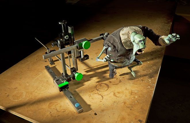Design        Art      Invention        Follow Wired Design      Twitter      Facebook      RSS    3-D Printing Goes Hollywood With Stop-Motion Animated Feature ParaNorman