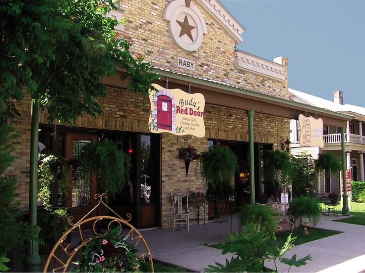 Take a Stroll down Historic Main Street in Buda, Texas