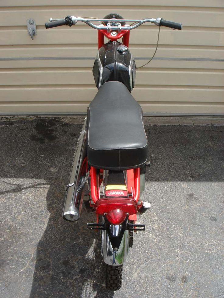 Historie motocyklů Jawa 90 - Fotoalbum - Trail USA