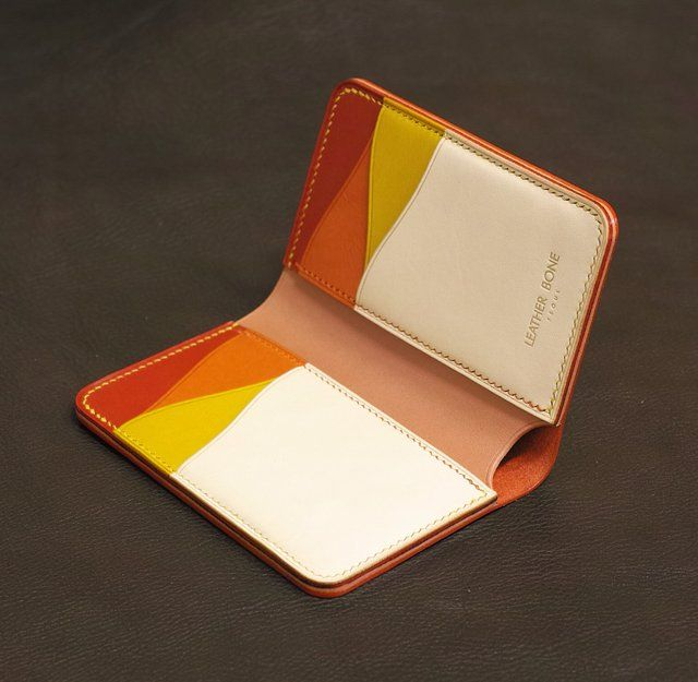 Fancy - solar half wallet