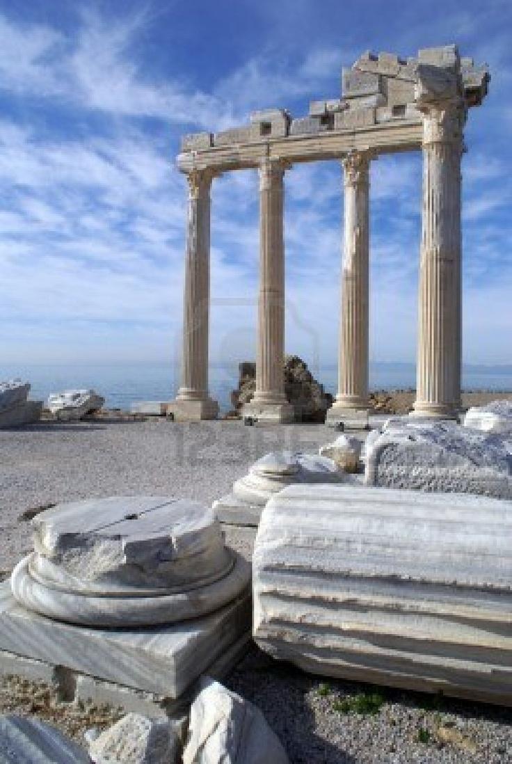 Αθηνα, Italy - world heritage -