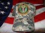 Camo US Army Hat