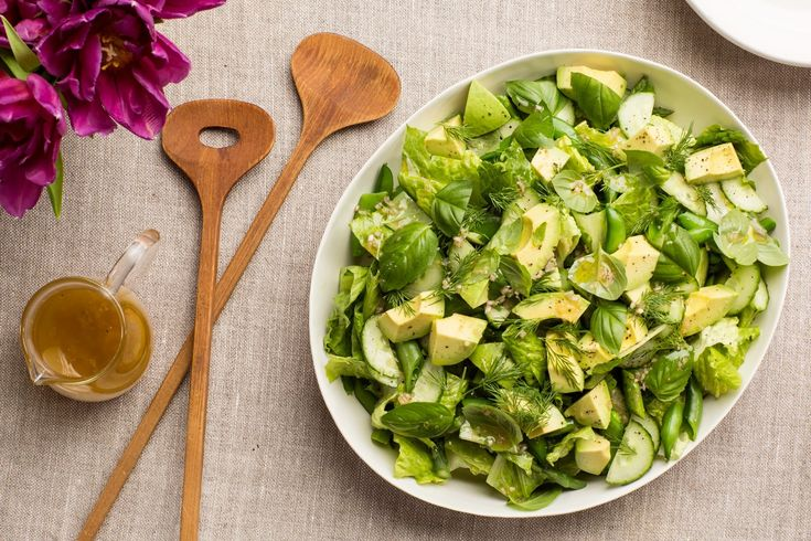 Celebrate spring (and freshen up old traditions) with this green upgrade on the Passover feast.