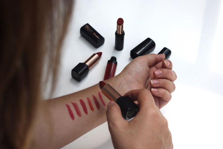 El blog de Kokki: El poder de los labios rojos