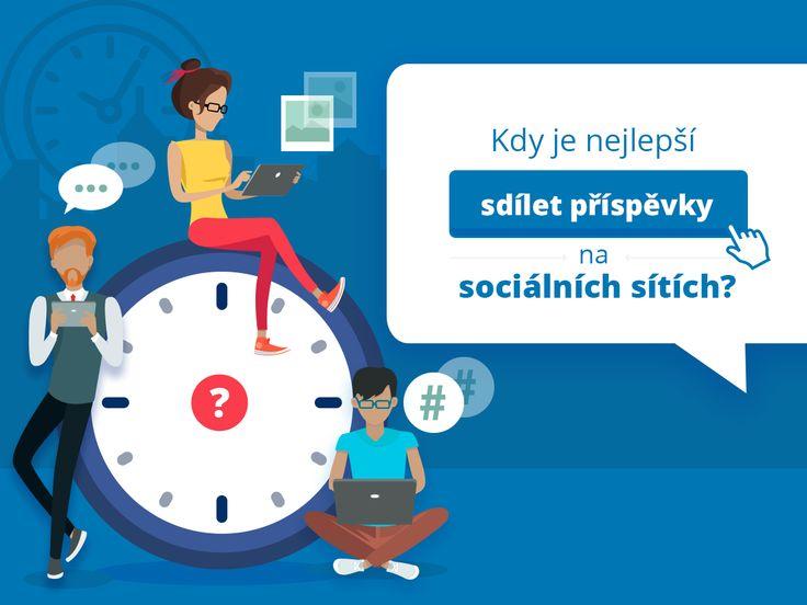Kdy a co nejlépe sdílet, abyste svůj příspěvek dostali k co největšímu počtu uživatelů? Mrkněte na naší novou infografiku (odkaz v profilu) a staňte se pánem sociálních sítích! #evisionscz #socialmedia #instagram #facebook #twitter #linkedin #pinterest #onlinemarketing #onlinemarketing #digitalmarketing #seoagency