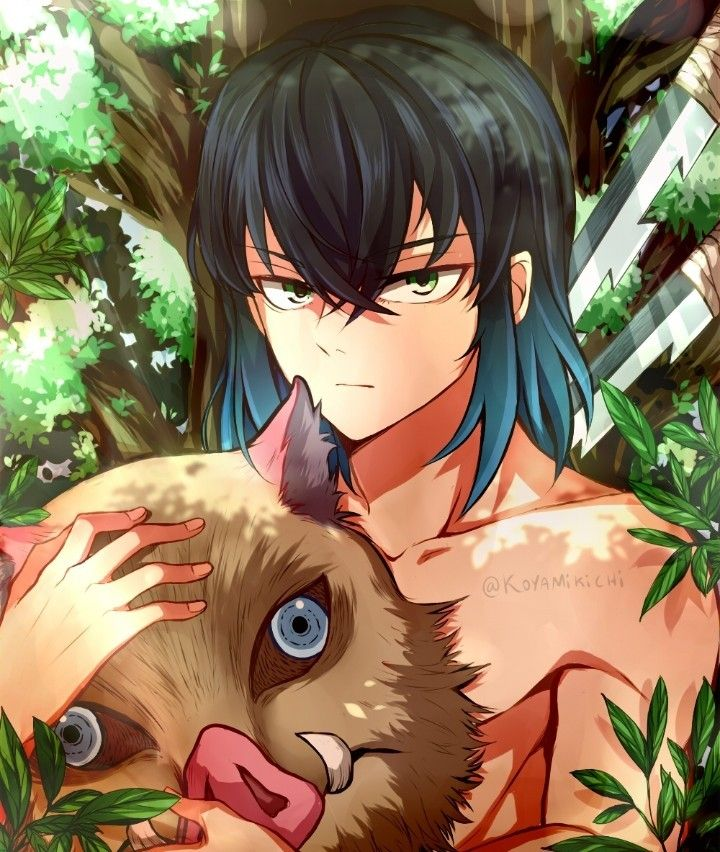 Pin By Furudate Hey Hey Hey On Inosuke In 2021 Anime Demon Anime Images Anime
