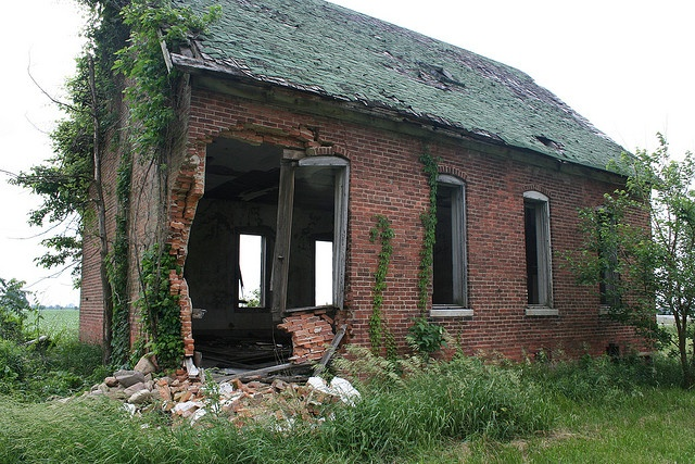1000 images about abandoned indiana buildings on for Barn home builders indiana