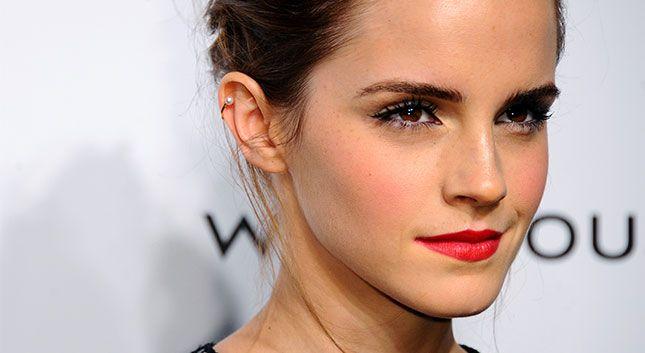 ¿Los hackers de famosas atacan a Emma Watson por ser feminista