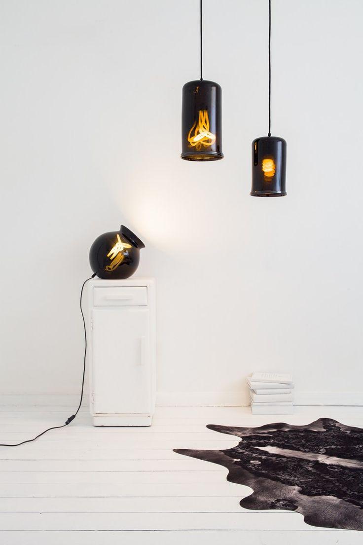 Wh wholesale vintage lead crystal table lamp buy cheap - Cauldron Table Lamp