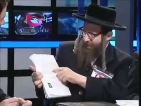 "▶ Debunk Zionism:  Rabbis on The Deen Show 2014 expose Zionist con. Torah forbids creation of Israel.  Many rabbis shun its creation, state ""Zionism hijacked Judaism"" http://youtu.be/zysCuqVmOBs"
