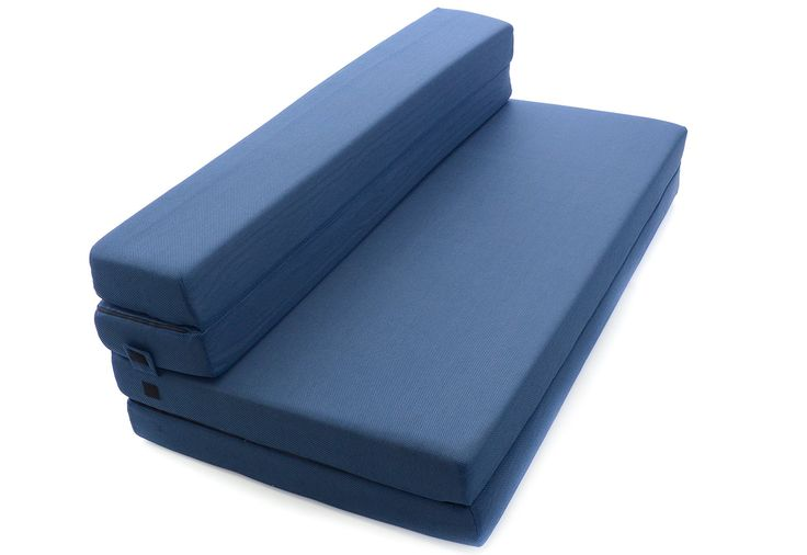 Milliard Tri-Fold Foam Folding Mattress and Sofa Bed is one of the best RV sofa sleepers for sale right now. Take a look at our review to understand why!