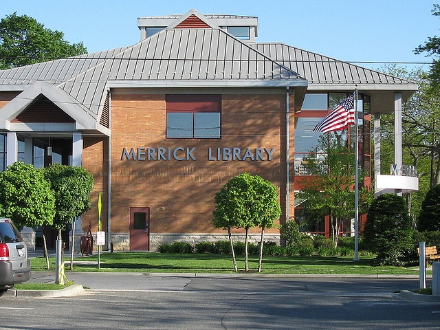 Image result for merrick library