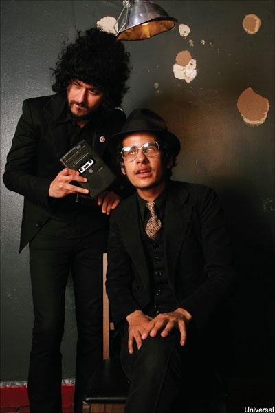 """Cedric from The Mars Volta:""""Well, with our last album and just the way we sound in general, everyone's always throwing Led Zeppelin at us, but I think it's important to clarify; if we're going to own up to anything, it's Syd Barrett's influence.I can't even think of how much he's influenced what we do...He's the original punk.I always dug his guitar playing, but I loved his lyrics.His music, especially his solo albums,those really did it for me.They made me want to make songs like that.""""…"""