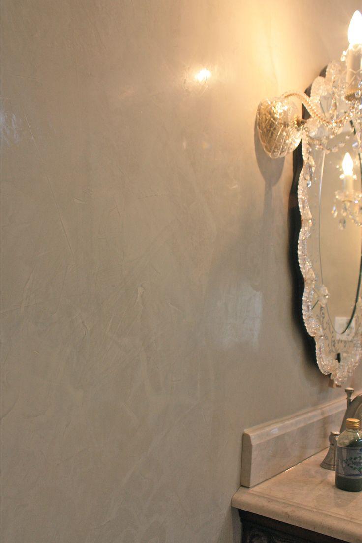 17 best images about venetian plaster on pinterest the for Venetian plaster bathroom ideas