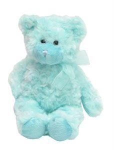 Soft Blue Teddy | http://www.flyingflowers.co.nz/blue-teddy