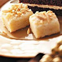 Almond Bars with Almond Paste