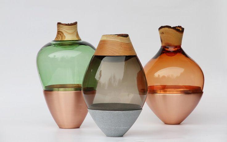 Vase - Roche Bobois - Marie Claire Maison