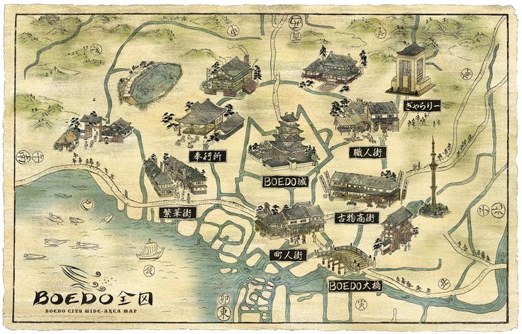 Boedo map