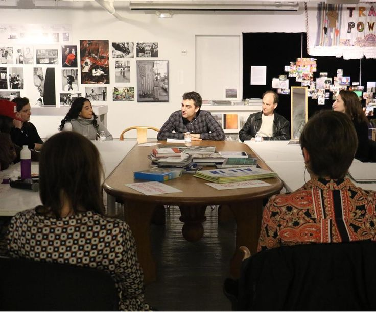 """This Thursday! Artist @EricGottesman and art historian Michelle Woo of @ForFreedoms will be hosting a free """"Art and Practice"""" workshop at MoMA PS1. The seminar will address how artists and citizens can use art to question and challenge existing political systems. Advanced registration required! RSVP at http://mo.ma/2qHBTLd.  #MoMAPS1"""