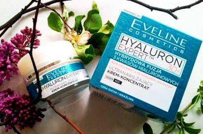 Eveline Hyaluron Expert ultranawilżający krem 30+