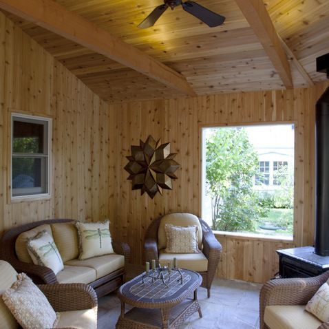 The 25 best hearthstone wood stove ideas on pinterest for Wood burning stove for screened porch