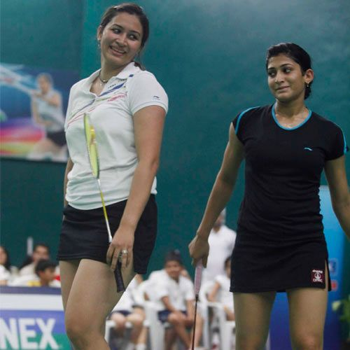 Is it right that Jwala Gutta and Ashwini Ponnappa expressing their displeasure over lowering of their base prices in Badminton League?
