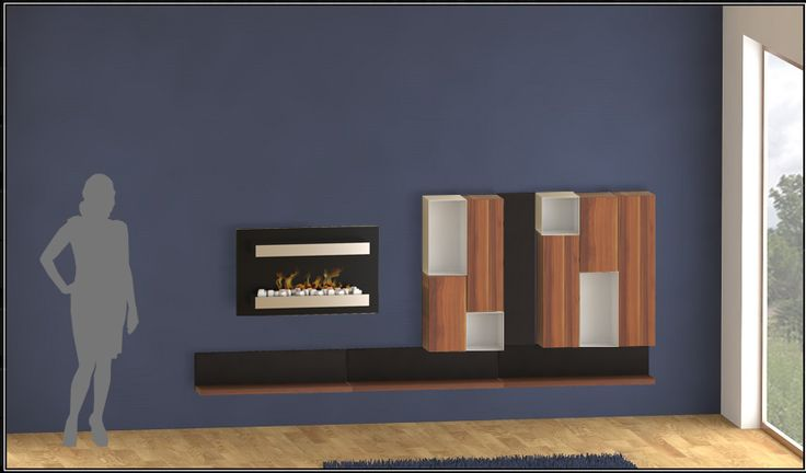 Click and open nice modular magnetic idea for modern  living room design .