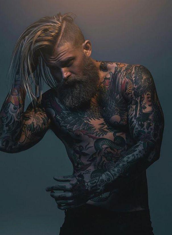 tattoos f r m nner tattoos wikinger haare m nnerhaare. Black Bedroom Furniture Sets. Home Design Ideas