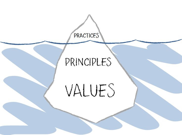 understanding the principles and practices of With more consistency and shared understanding, we expect less wheel  we  aspire to have the following principles guide our evaluation practice: 1 we lead.