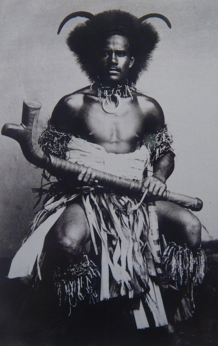 Fijian warrior | Fiji Culture & History | Pinterest ...
