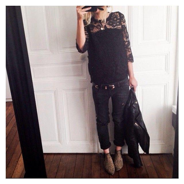 @meleponym Look du mardi✔ de...Instagram photo | Websta (Webstagram)