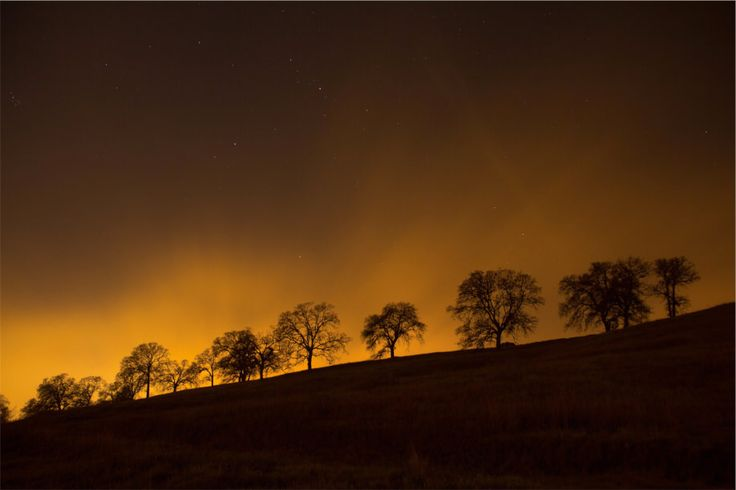 Night-time photography: nocturnal landscapes