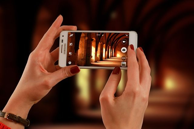 Capture Best Photos from Smartphone using Simple Tricks : Mobighraphic Tips