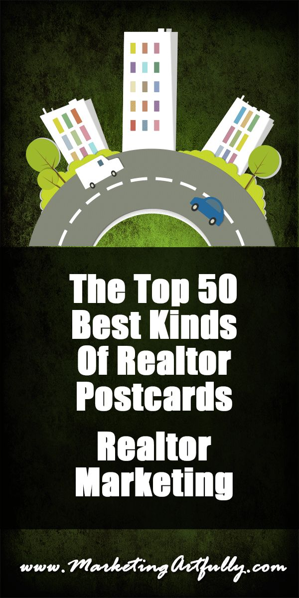 The Top 50 Best Kinds Of Realtor Postcards | Realtor Marketing :: Today's post is going to be kinda fun! I have a very popular post on my website about Realtor Postcards – Funny Realtor Postcards that just cracks me up, but today's post is a little differ