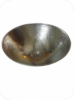 Vasque Poser En Maillechort M Tal Argent D Coration Marocaine 35 Cm 208 Artisanat