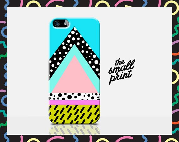 TRIANGLE iphone 5c case tribal iphone cover by TheSmallPrintCases