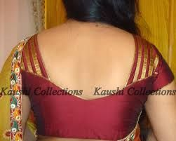 Image result for simple Aari neck embroidery designs