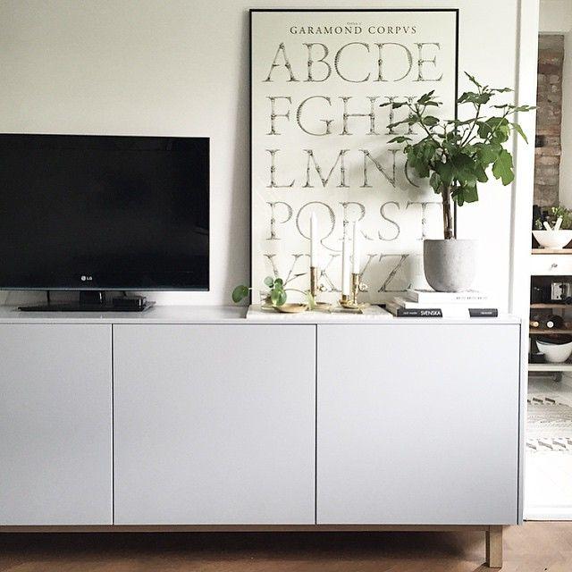 51 best images about besta sektion sideboards on pinterest. Black Bedroom Furniture Sets. Home Design Ideas