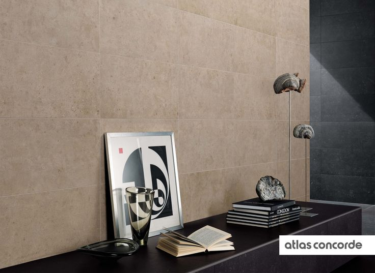 #SEASTONE greige  | #AtlasConcorde | #Tiles | #Ceramic | #PorcelainTiles
