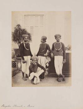 Bangalore Hamalls, or Bearers