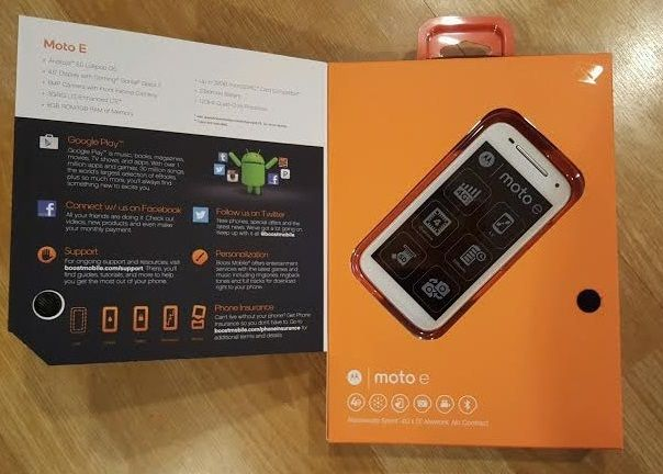 Boost Mobile Alcatel ONETOUCH Elevate | Moto E #Giveaway #HGG